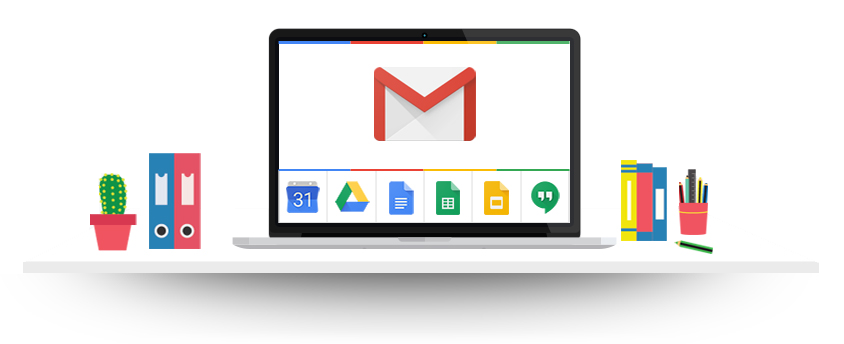 Google App Services, Business Email Services