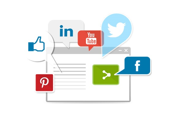 Social site management company